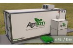 AgriMakina - Model Large - Fresh Fodder Production System