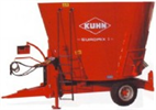 Kuhn - Vertical Feeder Mixer