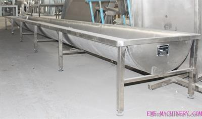 Qingdao - Model QE-P-305 - High Quality Pig Slaughterhouse Blood Collection Pool Equipment