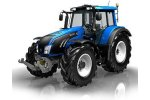 Valtra - Model T Series - Six-Cylinder Power