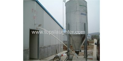 TOPLEA - Model JD - Chicken Farm Equipment Feed Silo