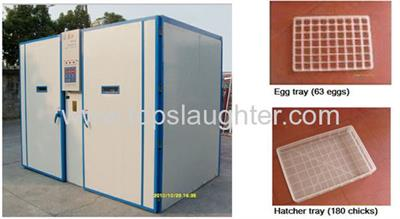 Chicken Farm Equipment Egg Incubator