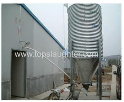 Model JD - Automated Poultry Farm Equipments Feed Silo