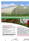 Coral Diamond - Greenhouses Brochure