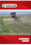 Model OT V8-V10-V12 - Finger Wheel Rakes Brochure
