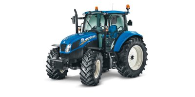 New Holland Agriculture - Model T 5 Series - Tractors
