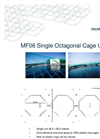 MF06 Single Octagonal Cage Unit Brochure