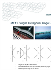 MF11 Single Octagonal Cage Unit Brochure
