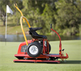 Tru-Turf - Model RB48-11A - Golf Greens Roller