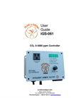 Model iGS-061 - CO2 Controller with High Temperature Shut-Off Manual