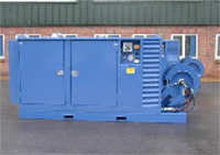 MPI - Model 85 dB), 70-800 LPM / 220-320bar - Diesel Driven High Pressure Canopy Units