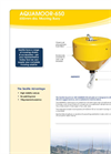 Sealite - Model AQM650 – 650mm Dia. - Mooring Buoy Datasheet