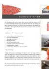 AquaSearch - Model TRIP - Saltwater Datasheet