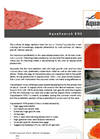 AquaSearch - Model ROE - Large Rainbow Trout Datasheet