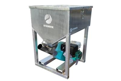 Steinsvik - Aquaculture Feed Cannon