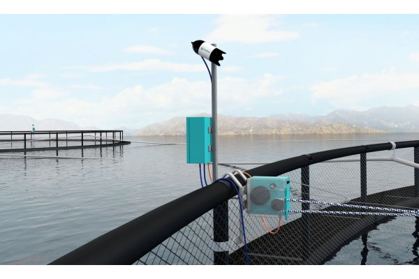 Steinsvik - Model Orbit 210 - Surface Camera for Fish Farms