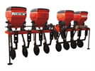 BALDAN - Model ACD-N - Dual-Disc Coverage Fertilizer