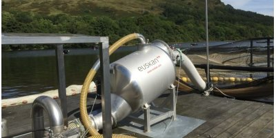 Euskan - Model VSB1000 - Single Tank Vacuum System for Harvesting