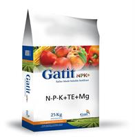 Model Gatit T - Fully Water-Soluble NPK Fertigation Fertilizers