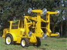 Model HD1600 - Dual Boom Hedgers