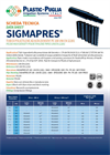 Sigmapres - Model PE/HD (PE100) - Polyethylene Irrigation Pipe Brochure