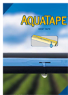 Aquatape - Drip Tape - Brochure