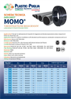 Momo - Model PE/BD (PE40) - Low Density Polyethylene - Brochure