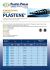 Plastene - Model PE/BD (PE32) - Low Density Polyethylene Black Pipe - Datasheet