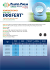 Irrifert - Low-Density Polyethylene (LDPE) Colorless Pipe - Brochure