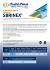 Sbrinex - LDPE Pipe for Green-House Conditioning - Datasheet