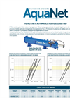Plastic-Puglia AquaNet - Automatic Screen Filter - Brochure