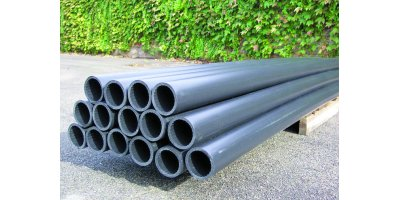 Poliwater - Model PE/HD (PE80 - PE100) - Polyethylene Irrigation Pipe for Industrial Foodstuffs