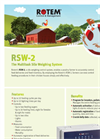 Rotem - Model RSW-2 - Silo Weighing Control System Brochure