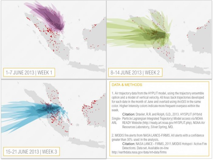 New data shows Indonesian forest fires a longstanding crisis