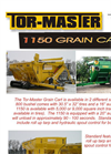 Tor-Master - Model 1150 - Grain Cart Datasheet