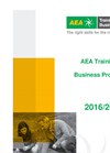 Training 4 Business Prospectus Season Three 2016 – 2017 Brochure