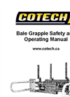 Bale Grapple Safety and Operating Manual