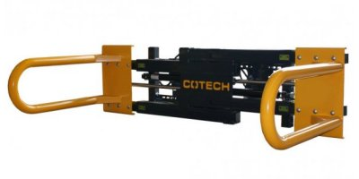 Cotech - Model CBC100 - Square Bale Grapple