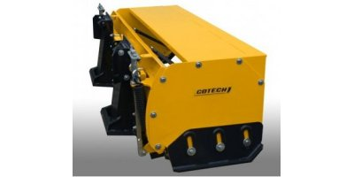 Cotech - Model GDC24-DF-CA - Compact Snow Pusher