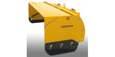 Ecotech - Model GDC30-DF-CA - Plows with Closed Top