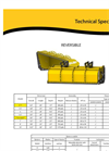Reversible - Snow Plow Brochure