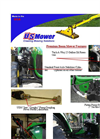 Premium Boom Mower Features Brochure