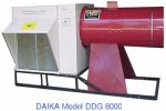 Daika - Model DDG 8000 - Peanut Dryer