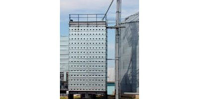Western - Model WG1600-14 - Grain Dryer