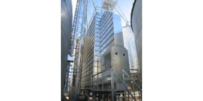 Western - Model 2400-15 - Grain Dryer