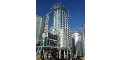 Western - Model WG1600-16 - Grain Dryer