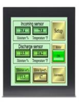 Western - Model MC - Advanced Automatic Moisture Controller for Grain Dryer