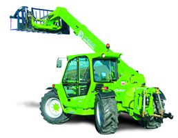 MERLO - Model MULTIFARMER - 29.6 - Telescopic Boom Tractors