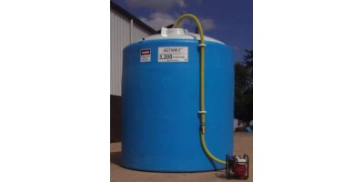 AG Tank - Model 2 - Liquid Fertilizer Storage