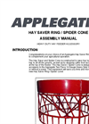 Hay Saver Ring / Spider Cone Assembly Manual